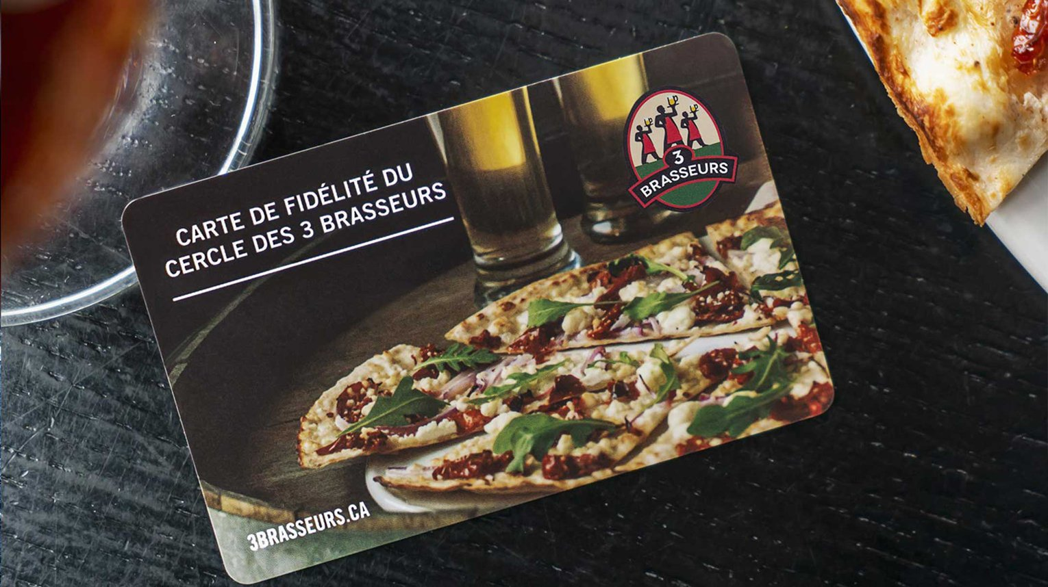 Rewards Program 3 Brasseurs